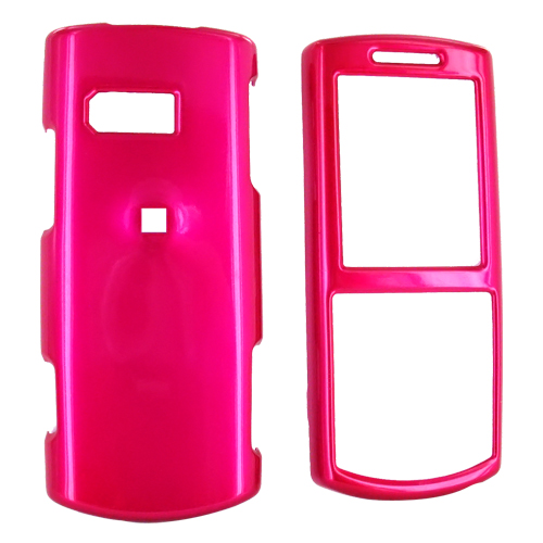Samsung Messager II R560 Hard Case - Rose Pink