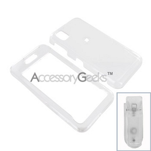 Samsung Finesse Hard Case - Transparent Clear