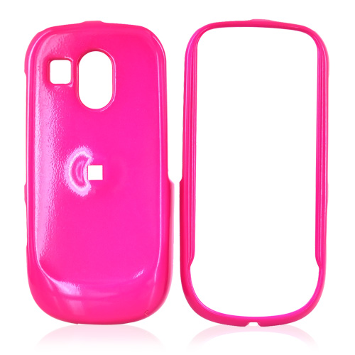 Samsung Caliber R860/R850 Hard Case - Hot Pink