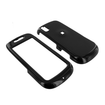 Samsung Instinct S30 Hard Case - Black