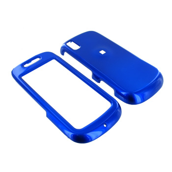 Samsung Instinct S30 Hard Case - Blue