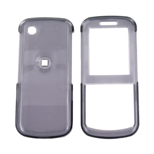 Samsung T349 Hard Case - Transparent Smoke