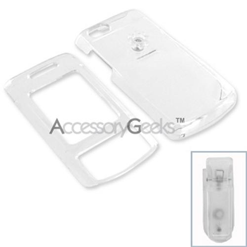 Samsung T819 Hard Case - Transparent Clear