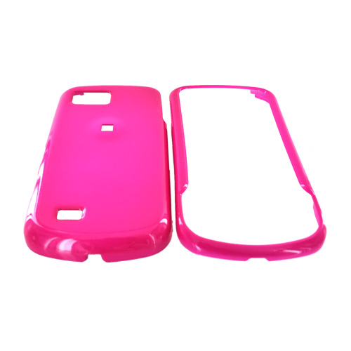 Samsung Behold II T939 Hard Case - Hot Pink