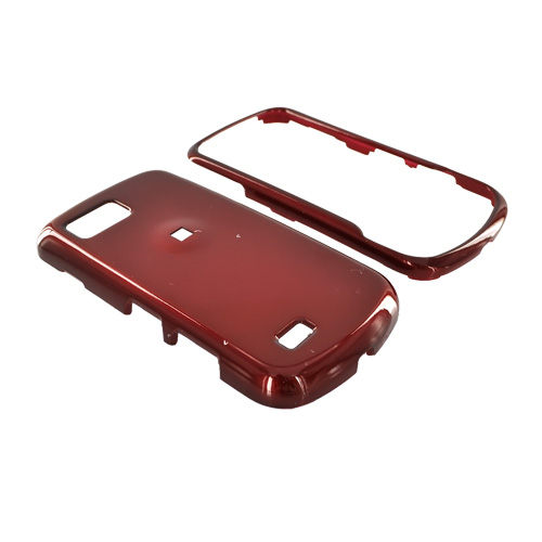Samsung Behold II T939 Hard Case - Red