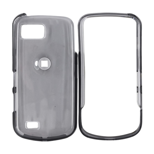Samsung Behold II T939 Hard Case - Transparent Smoke