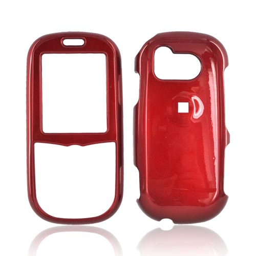 Samsung Intensity U450 Hard Case - Red