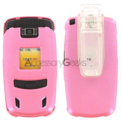 Samsung U520 Protective Hard Case - Baby Pink