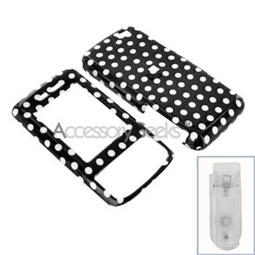 Verizon Samsung Sway Hard Case - Polka Dots