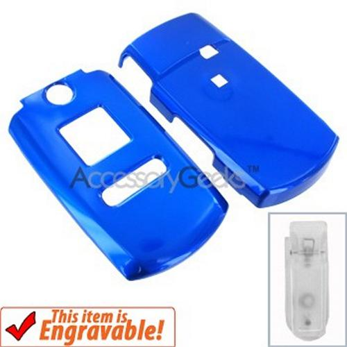 Samsung Renown Hard Case - Blue