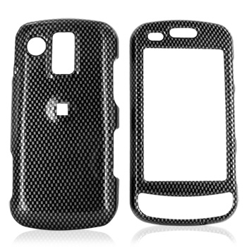 Samsung Rogue U960 Hard Case - Carbon Fiber
