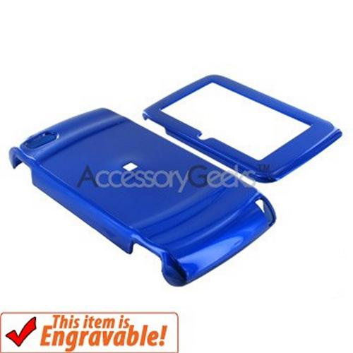 T-Mobile Sidekick LX2009 Hard Case - Blue