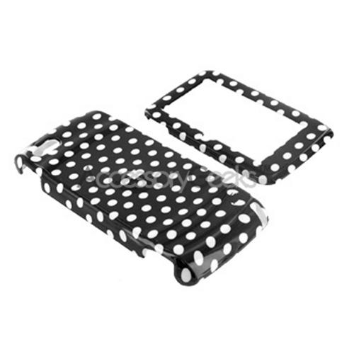 T-Mobile Sidekick LX 2009 Hard Case - Polka Dot