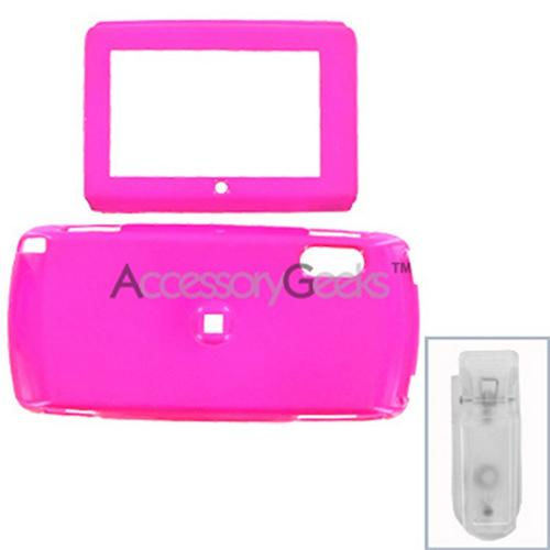 Sidekick LX Protective Hard Case - Hot Pink
