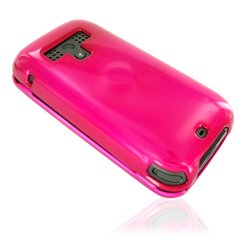 Sprint HTC Touch Pro 2 Hard Case - Rose Pink