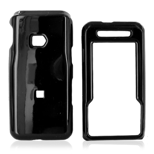 MetroPCS ZTE C70 Hard Case - Black