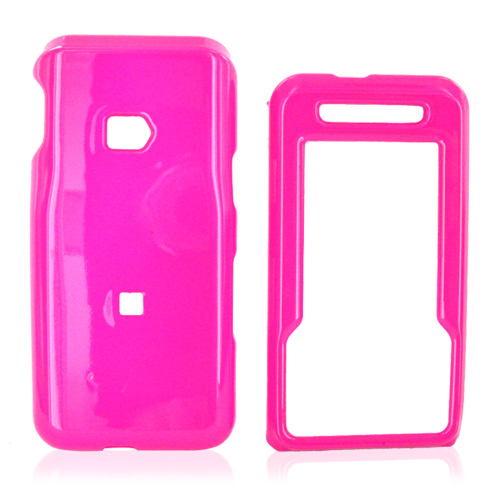 MetroPCS ZTE C70 Hard Case - Hot Pink