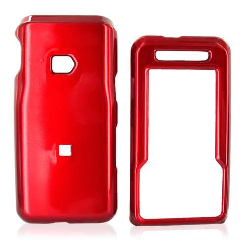 MetroPCS ZTE C70 Hard Case - Red