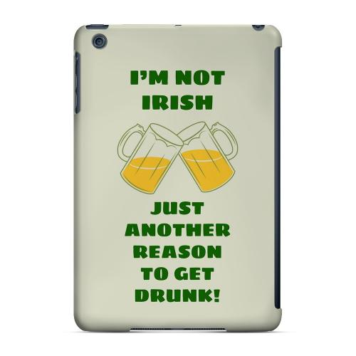 Another Reason - Geeks Designer Line Holiday Series Hard Case for Apple iPad Mini