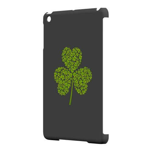 Clover Burst - Geeks Designer Line Holiday Series Hard Case for Apple iPad Mini