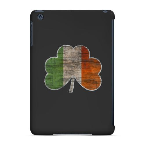 Irish Clover Flag - Geeks Designer Line Holiday Series Hard Case for Apple iPad Mini