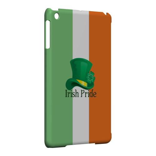 Irish Pride - Geeks Designer Line Holiday Series Hard Case for Apple iPad Mini