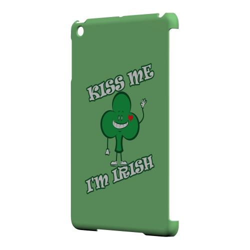 Kiss Me - Geeks Designer Line Holiday Series Hard Case for Apple iPad Mini