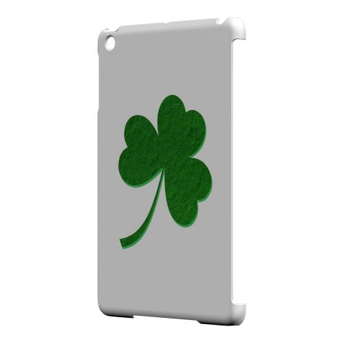 Simple Clover - Geeks Designer Line Holiday Series Hard Case for Apple iPad Mini