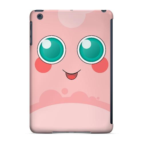 Pigglypoop - Geeks Designer Line Toon Series Hard Case for Apple iPad Mini