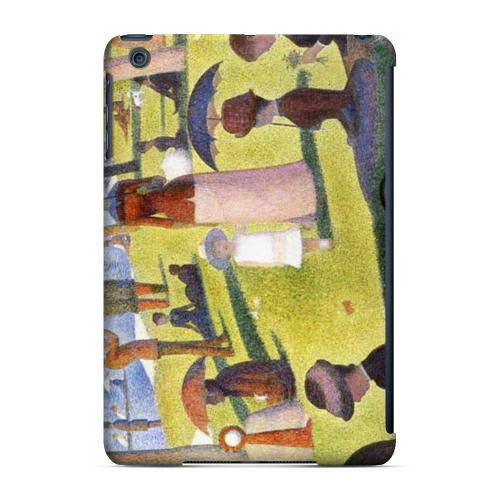 Geeks Designer Line (GDL) Slim Hard Case for Apple iPad Mini - Georges Seurat Sunday Afternoon on the Island of La Grand Jatte