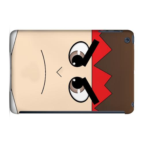 Hadoryu - Geeks Designer Line Toon Series Hard Case for Apple iPad Mini