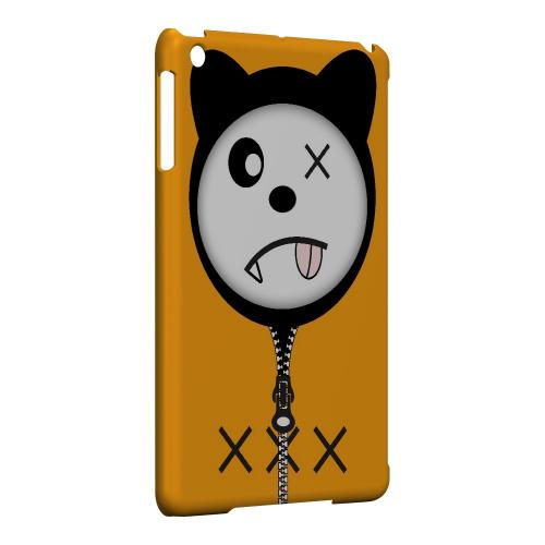 XXX - Geeks Designer Line Hoodie Kitty Series Hard Case for Apple iPad Mini