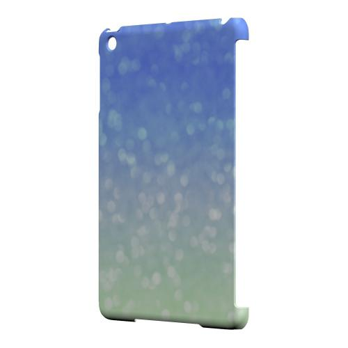 Menthe Blue - Geeks Designer Line Ombre Series Hard Case for Apple iPad Mini