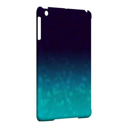 Sparkling Sea - Geeks Designer Line Ombre Series Hard Case for Apple iPad Mini