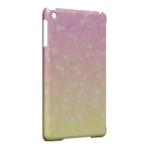 Bubble Gum Squeeze - Geeks Designer Line Ombre Series Hard Case for Apple iPad Mini