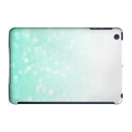 Crystal Menthe - Geeks Designer Line Ombre Series Hard Case for Apple iPad Mini