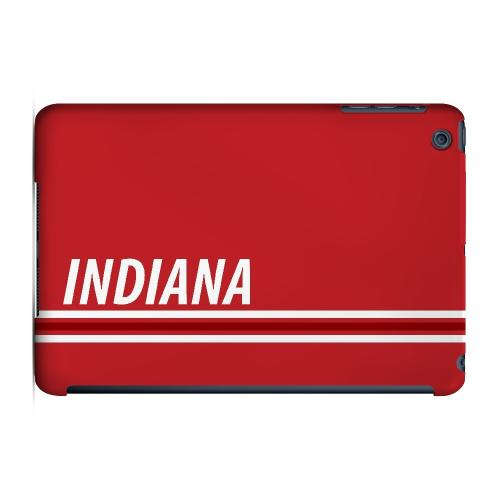 Indiana - Geeks Designer Line March Madness Series Hard Case for Apple iPad Mini