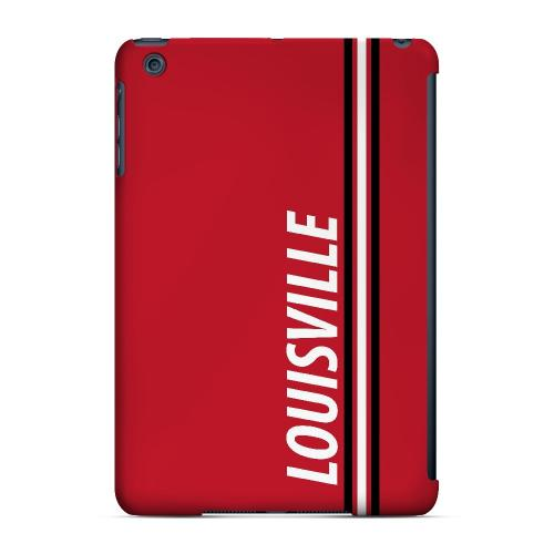 Louisville - Geeks Designer Line March Madness Series Hard Case for Apple iPad Mini