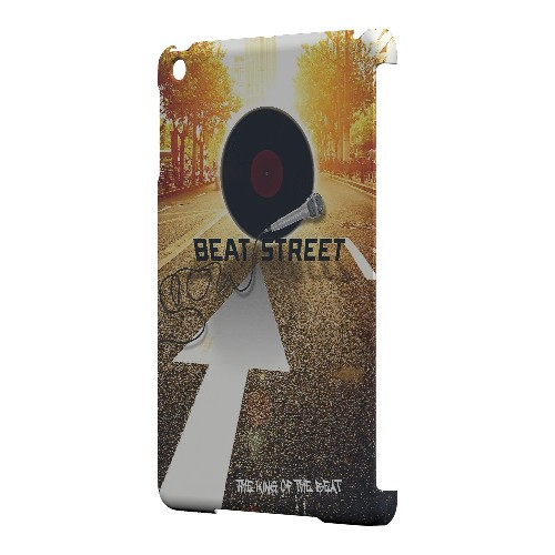 Beatstreet - Geeks Designer Line Music Series Hard Case for Apple iPad Mini