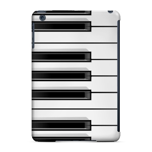 Piano Keys - Geeks Designer Line Music Series Hard Case for Apple iPad Mini