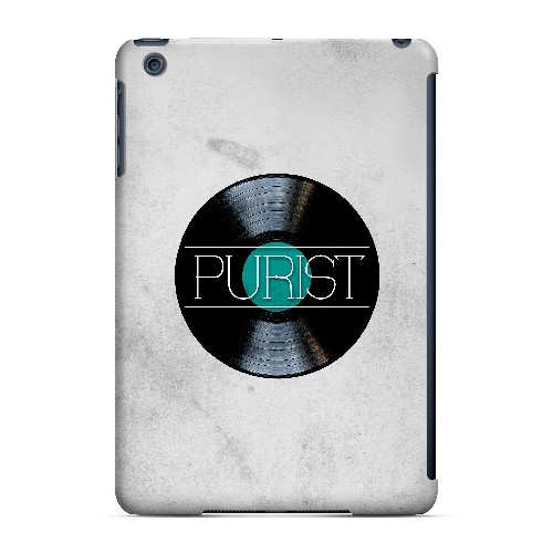 Purist - Geeks Designer Line Music Series Hard Case for Apple iPad Mini