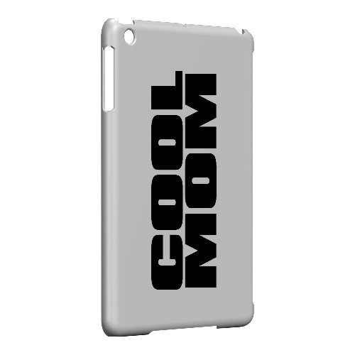 Cool Mom - Geeks Designer Line Mom Series Hard Case for Apple iPad Mini