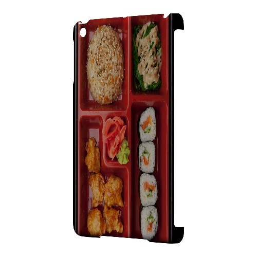 Bento Box - Geeks Designer Line Humor Series Hard Case for Apple iPad Mini