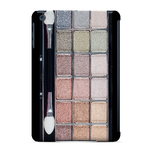 Make Up - Geeks Designer Line Humor Series Hard Case for Apple iPad Mini