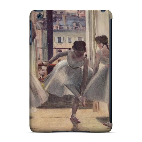 Three Dancers in an Exercise Hall by Edgar Degas - Geeks Designer Line Artist Series Hard Case for Apple iPad Mini