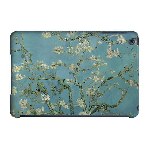 Almond Blossom by Vincent van Gogh - Geeks Designer Line Artist Series Hard Case for Apple iPad Mini