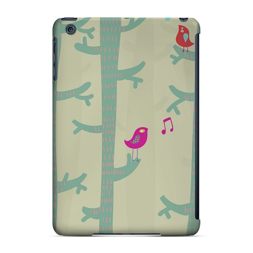 Spring Sing Forest - Geeks Designer Line Spring Series Hard Case for Apple iPad Mini