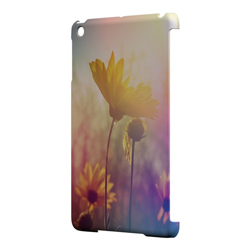 Colorful Daisy Bloom - Geeks Designer Line Spring Series Hard Case for Apple iPad Mini