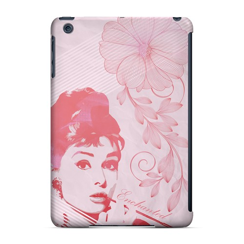 Enchanted - Geeks Designer Line Spring Series Hard Case for Apple iPad Mini
