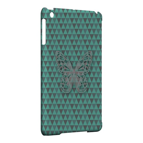 Butterfly Crypsis - Geeks Designer Line Spring Series Hard Case for Apple iPad Mini